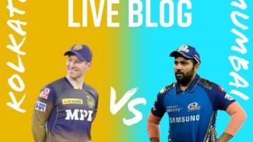Match 34, Mumbai v Kolkata.