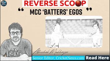 Reverse Scoop: MCC Batters' Egos