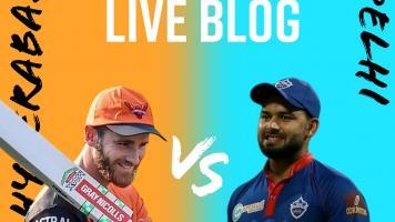 Sunrisers Hyderabad vs Rishabh Pant Image Source: IANS