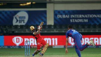 IPL 2021, RCB vs DC