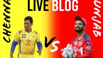 Chennai vs Punjab