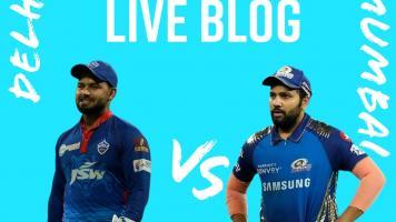 Mumbai Indians vs Delhi Capitals Image Source: IANS
