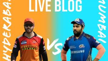 Sunrisers Hyderabad vs Mumbai Indians