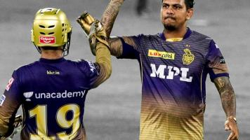 RCB vs KKR, IPL 2021