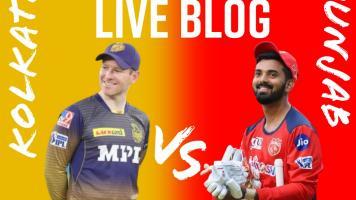 IPL 2021, Match 45, KKR vs PBKS