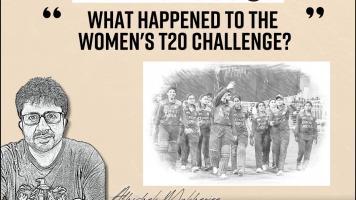 Women's T20 Challenge: Reverse Scoop