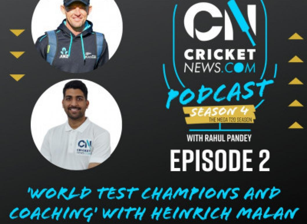 S4E2 World Test Champions and Coaching' with Heinrich Malan