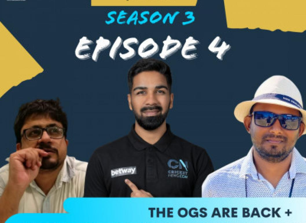 S3 E4: Is the Top 4 set already?! + Changes in venues in Week 3